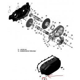 Šroubek variátoru 420440568