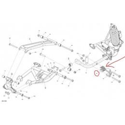 Uložení zadního stabilisátoru 706003411